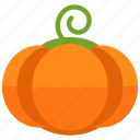 agriculture, crop, farm, farming, grow, pumpkin icon