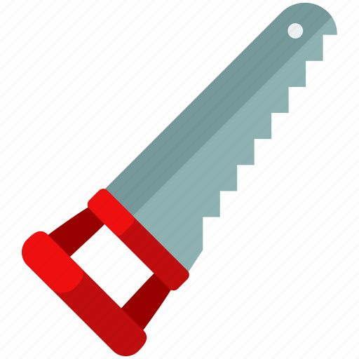 agriculture, cut, maintenance, saw, tool icon
