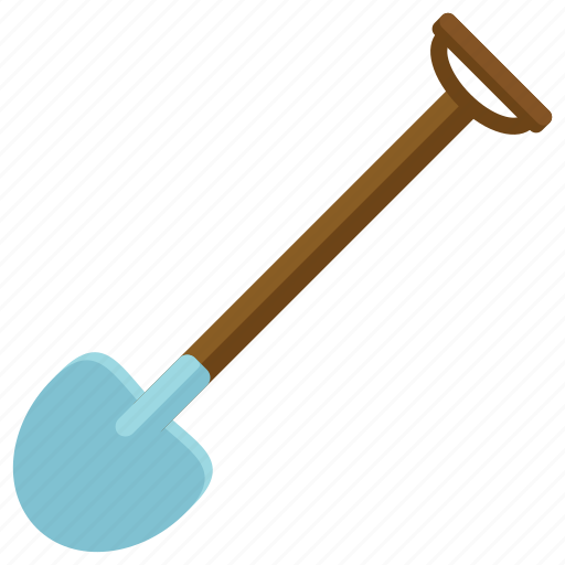 agriculture, dig, farming, shovel, tool icon