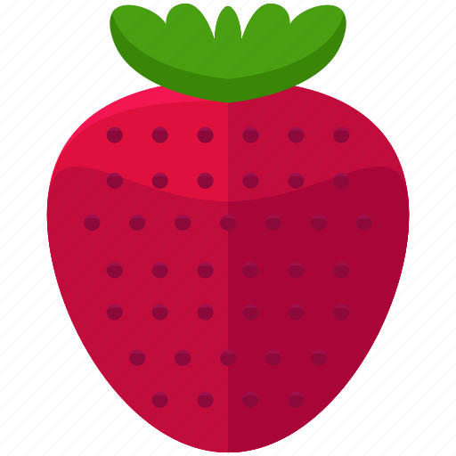 agriculture, crop, farming, fruit, grow, nature, strawberry icon