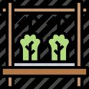 hydroponic, gardening, vegetable, organic, harvest