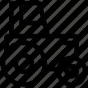 tractor, farming, farm, agriculture, equipment