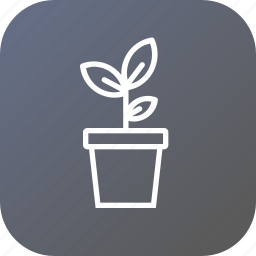 agriculture, ecology, enviornment, garden, leaf, plant, tree icon