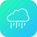 colud, rain, rainy, season, weather icon