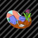 agriculture, farm, farming, floral, plant icon