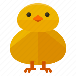 agriculture, animal, chick, chicklet, farm, nature icon