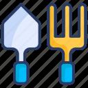 garden, gardening, shovel, tool, trowel icon