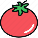 cook, cooking, critic, food, pomodoro, tomato, vegetable icon