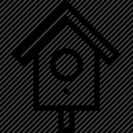 agriculture, farm, garden, gardener, nesting box icon