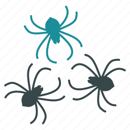 biology, bug, danger, insect, parasite, parasitic, spiders icon