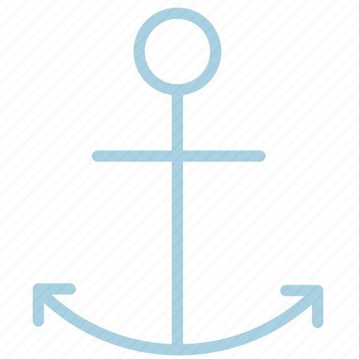 ahoy, anchor, boat, marine, sea, ship, water icon