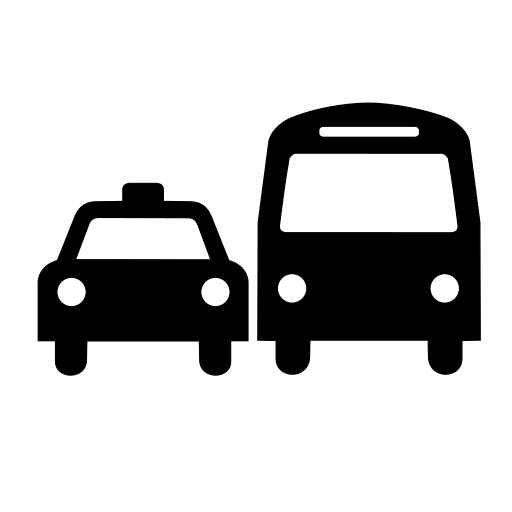 cars, ground, traffic, transportation icon
