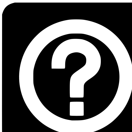 information, question icon