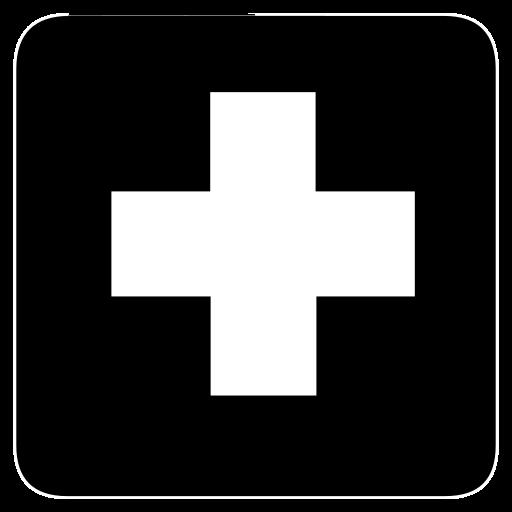 aid, emergency, first, hospital, room icon