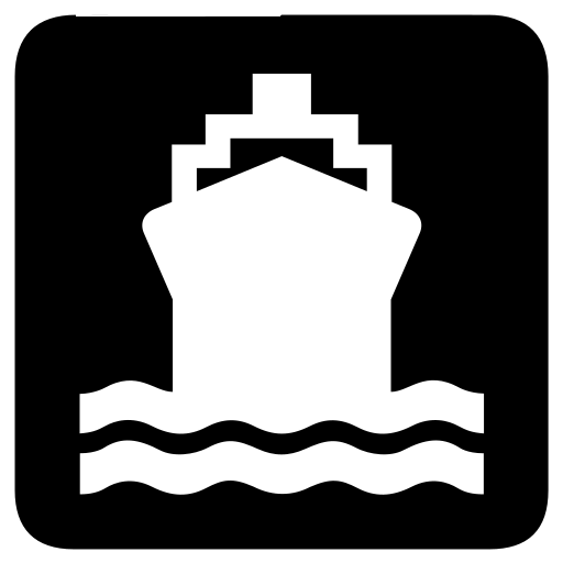 boat, ship, transportation, water icon