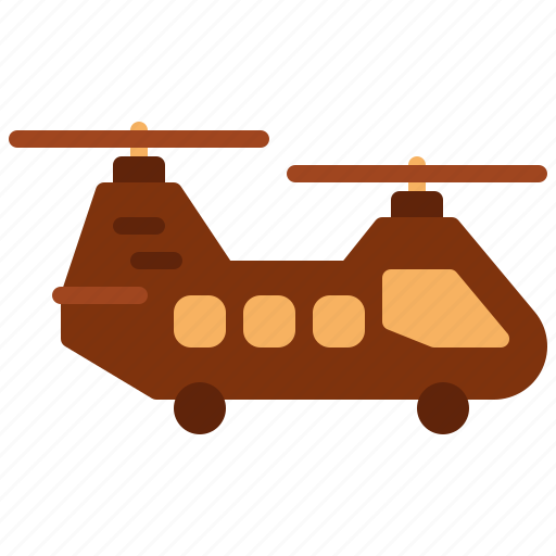 aircraft, army, force, helicopter, jet, military, plane icon
