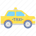 airline, taxi, vehicle icon