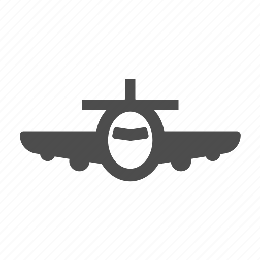 airplane, airport, business, departure, flight, transportation icon