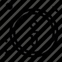 center, info icon
