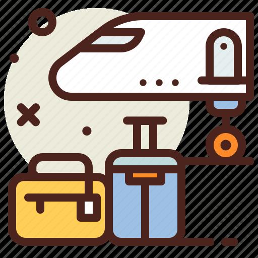Airplane, airport, closeup, flight, plane, travel icon - Download on Iconfinder