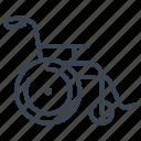 disabled, wheelchair, handicap
