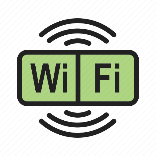Airport, connection, internet, mobile, signal, wifi, wireless icon - Download on Iconfinder
