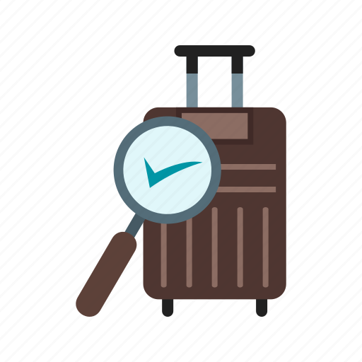 airport, baggage, belt, lost, luggage, transport, travel icon