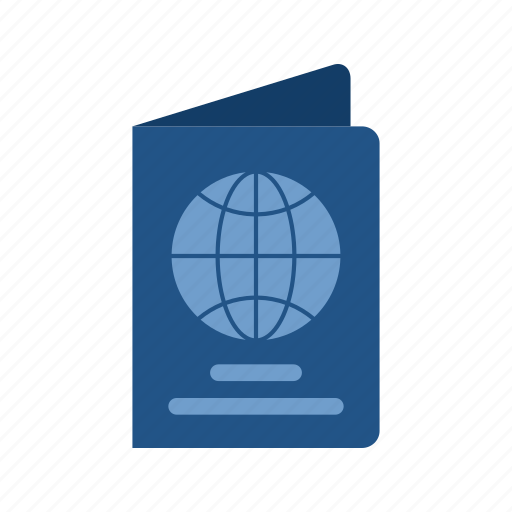 Airport, pass, passenger, passport, stamp, travel, visa icon - Download on Iconfinder