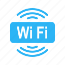 airport, connection, internet, mobile, signal, wifi, wireless icon