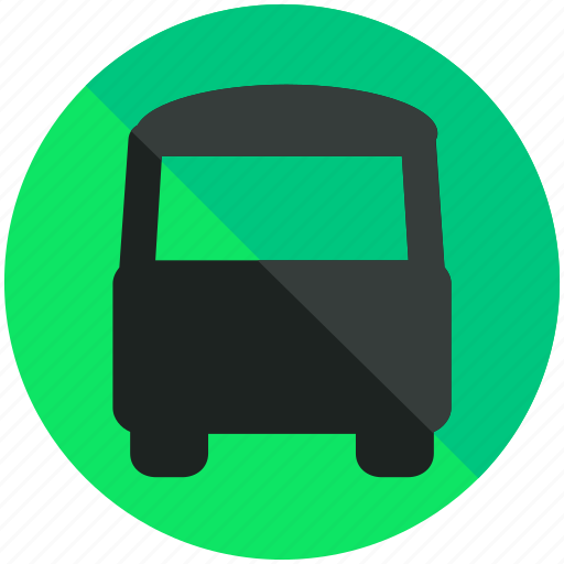airport, bus, public, sign, transportation, vehicle icon