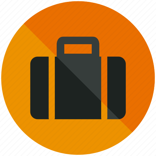 airport, baggage, luggage, pickup, sign icon