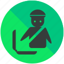 airport, baggage, check, luggage, security, sign