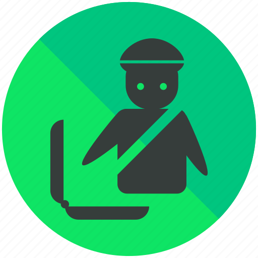 airport, baggage, check, luggage, security, sign icon