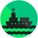 airport, marine, sign, transportation, vehicle, water icon