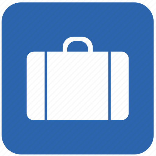 airport, area, bag, baggage, baggage reclaim icon