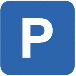 airport, area, direction, parking icon