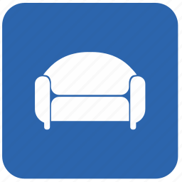 airport, area, lounge, rest, sofa icon