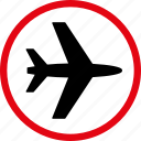 air, aircraft, airplane, airport, aviation, plane, transportation icon