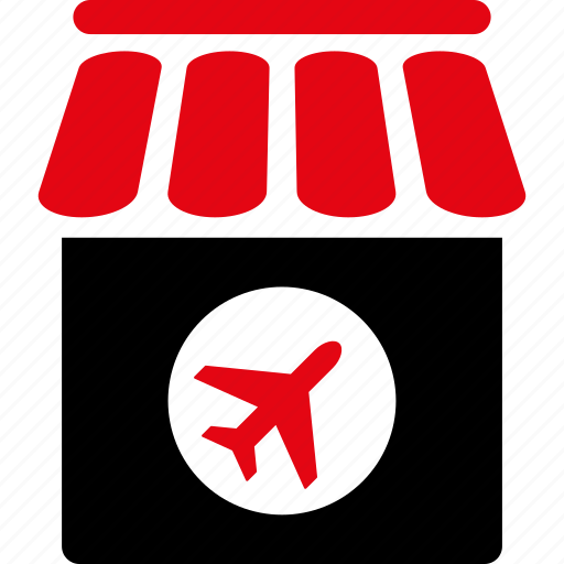 airport, commerce, duty free, sale, shopping, store, trade icon