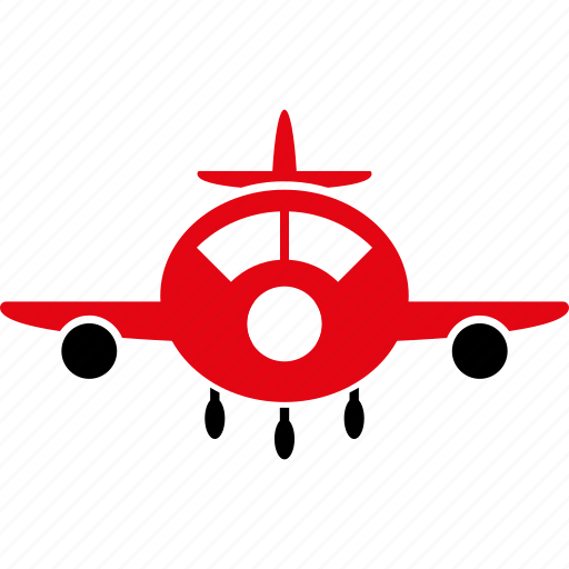 aircraft, airplane, aviation, cargo plane, flight, transport, transportation icon