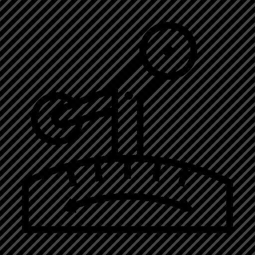 arm0a, lever, power, turbine icon
