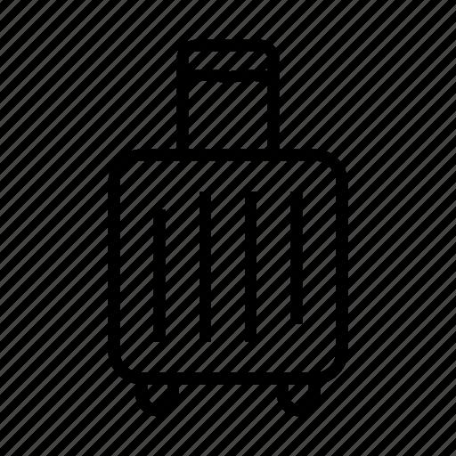 bag, baggage, case, luggage, suitcase icon