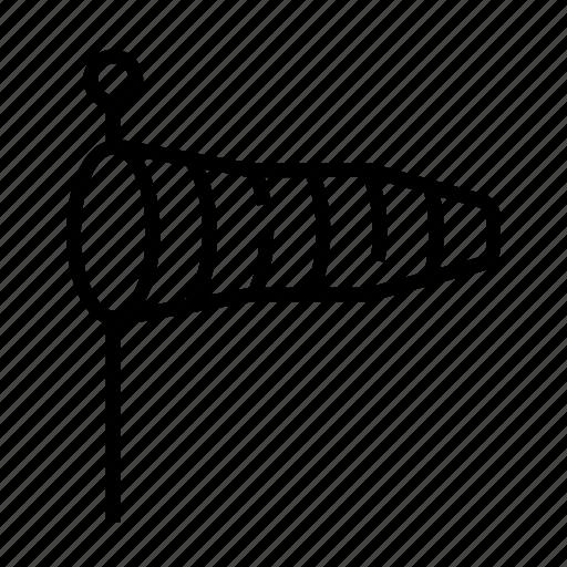 vane, weather, weathercock, wind, windvane icon