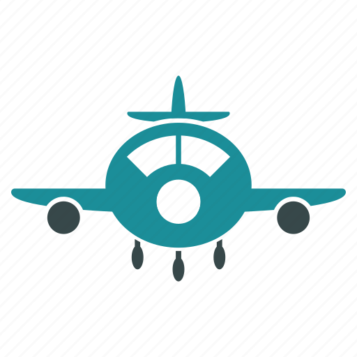 cargo, delivery, plane, shipping, transport, transportation, vehicle icon