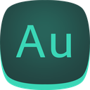 adobe, au, audition icon