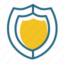 defence, protection, safety, shield icon