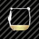 alcohol, almost, cydr, empty, rakija, tequila, wermut icon