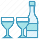 alcohol, beer, bottle, cocktail, drink, glass, wine