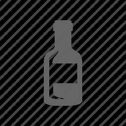 alcohole, bottle, drink, wine icon