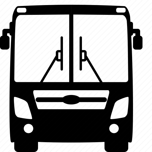 automobile, bus, car, transport, transportation, travel, vehicle icon